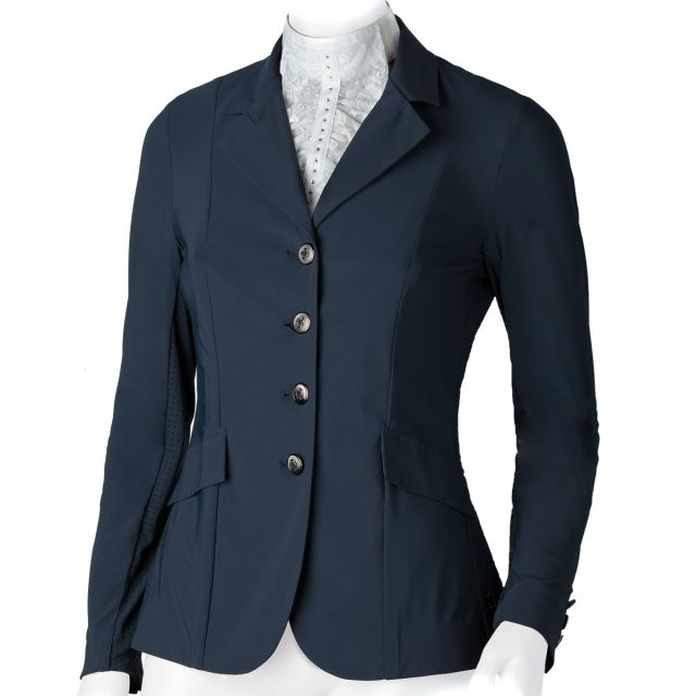 Ladies !Venere!show jacket with removable collar