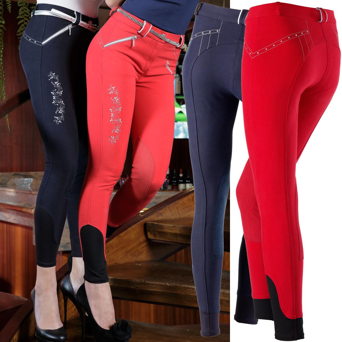 Pantaloni Decoro Con Tattini cloe Donna Lurex qxPrUqCv